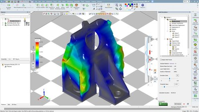 Enhanced build simulation capabilities provide designers with clear, immediate feedback on their design decisions.