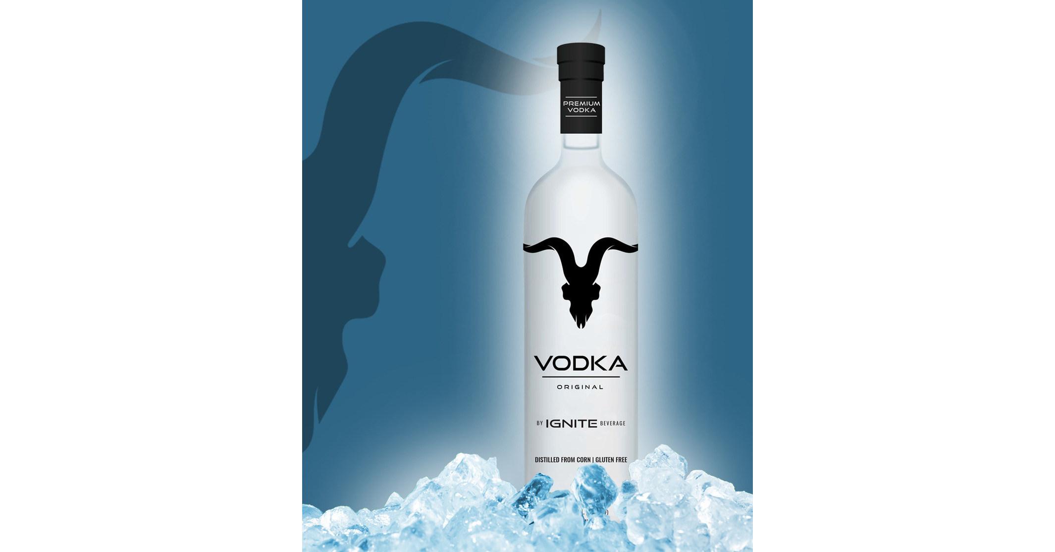 IGNITE Beverages Adds Vodka to Premium Product Portfolio