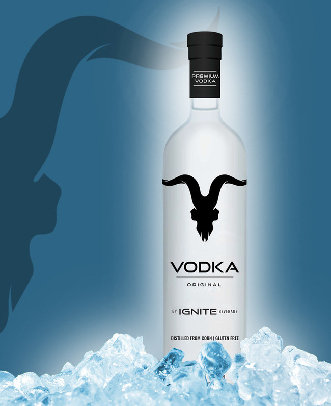 IGNITE Beverages Adds Vodka to Premium Product Portfolio