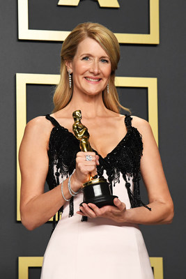 Academy Awards® Winner Laura Dern Graced the Red Carpet of the 92nd Academy Awards® Wearing NIWAKA Fine Jewelry