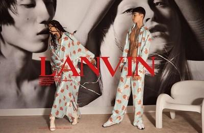 Lanvin SS2020 (PRNewsfoto/Secoo Group)