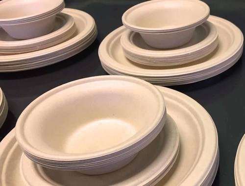 Genera will manufacture molded fiber food service products like plates, bowls, and takeout containers. These products will be fully biodegradable and compostable.