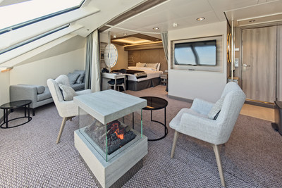 Hurtigruten, the world leader in exploration travel, has announced their February flash sale: Between February 12 – 19, 2020, guests will save big on suites across their entire fleet of purpose-built ships.