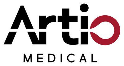 Artio Medical, Inc. Logo (PRNewsfoto/Artio Medical, Inc.)