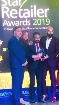 Fashion TV Bags the Licensor of the Year Award At the Star Retailer Awards 2019 - 14th Edition for Excellence in Retailing