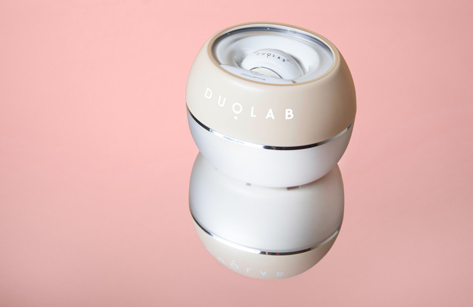 DUOLAB, a groundbreaking personalised facecare solution