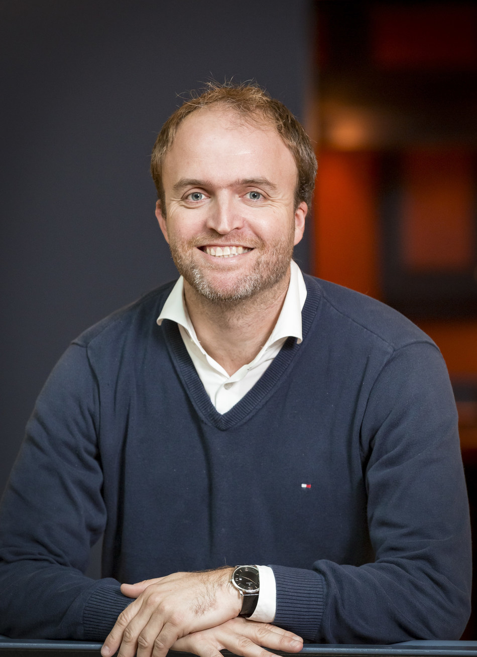 The professor David Pavot, chairholder of the Chair on Anti-Doping in Sport of the Université de Sherbrooke (CNW Group/Université de Sherbrooke)