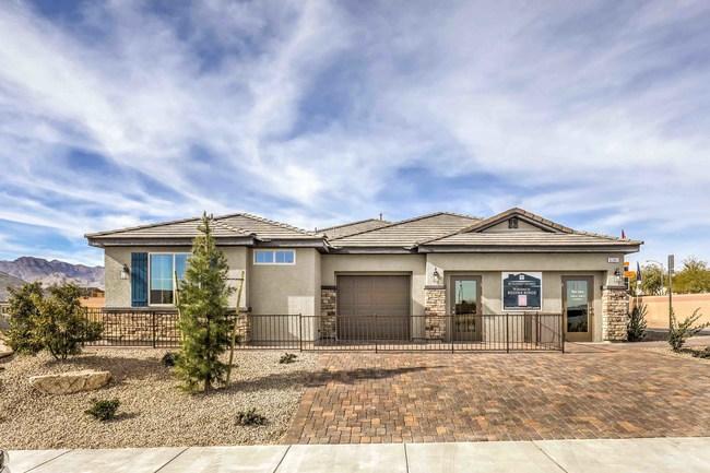 Summit Homes of Nevada introduces Regina Ridge in Las Vegas
