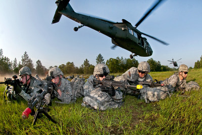 General Dynamics Mission Systems was awarded a $883 million contract to modernize U.S. Army training programs. (DOD photo)