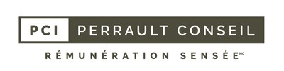 Logo : PCI-Perrault Conseil (Groupe CNW/PCI - Perrault Conseil inc.)