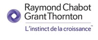 Logo : Raymond Chabot Grant Thornton (Groupe CNW/Raymond Chabot Grant Thornton)