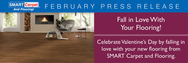 Fall in Love with Your Flooring This Valentine's Day!
