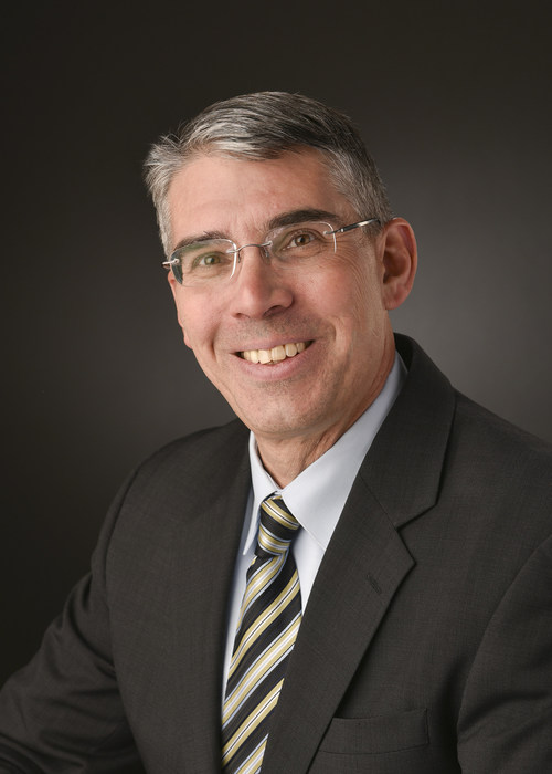 Dr. Mike Gazarik, vice president of Engineering, Ball Aerospace