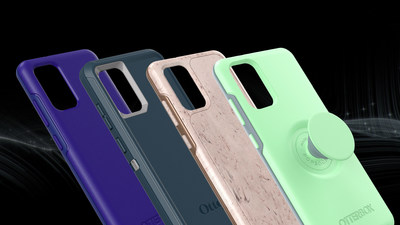 Guard the Galaxy devices against drops, dings and fashion faux pas with an array of stylish and protective cases.