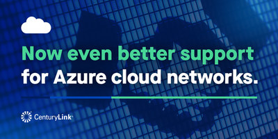 CenturyLink now provides comprehensive network and consultation services around Azure services to make it easier to connect and build cloud solutions.