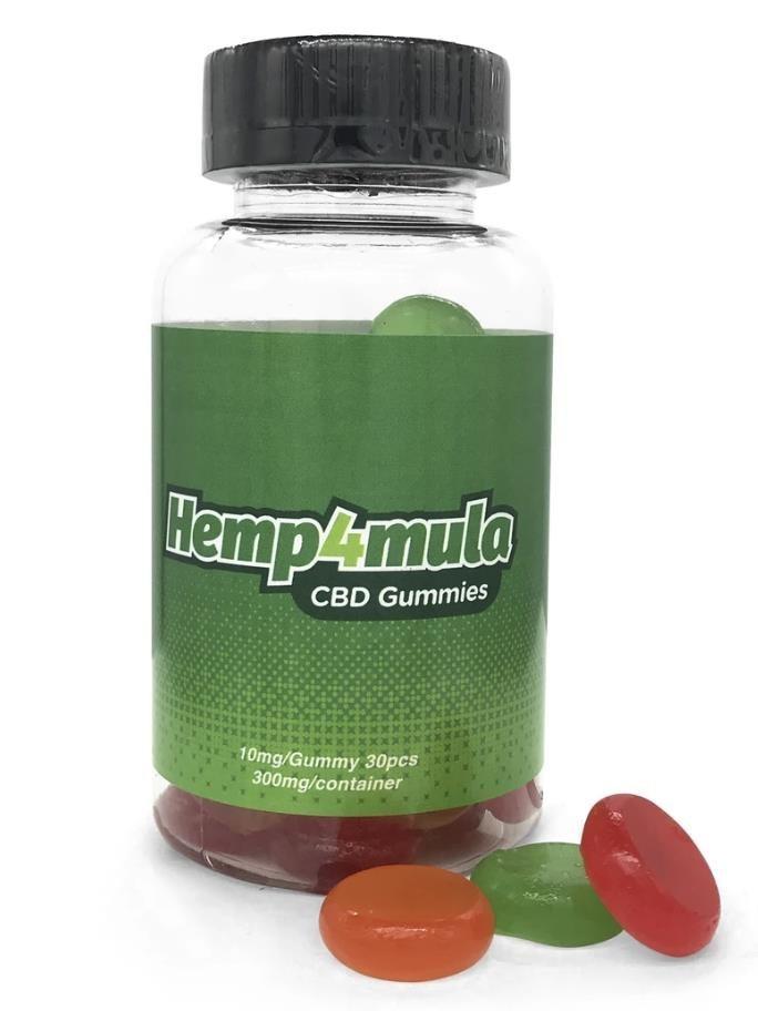 Hemp4mula Gummies