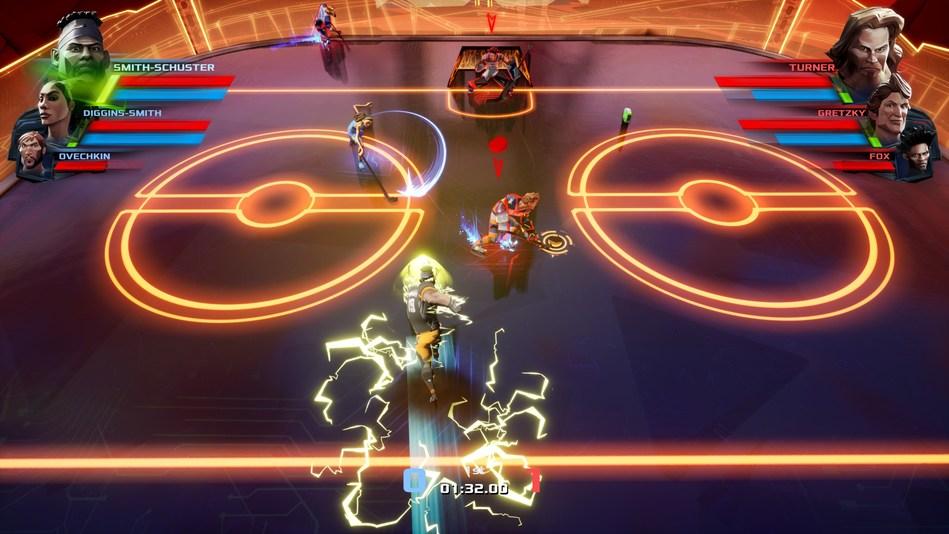 UltimateRivals In Game Screenshot