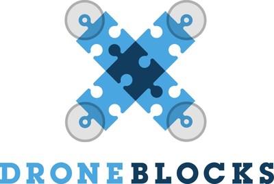 DroneBlocks Logo (PRNewsfoto/DroneBlocks)