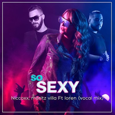 NICCOXX Estrena su Nuevo Sencillo y Video «So Sexy»