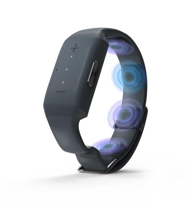 Neosensory Buzz wristband