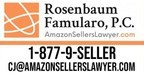 CJ Rosenbaum Wins Battle for a Company Selling Products on Amazon that Was Wrongfully Sued in New York and Continues to Fight Against Legal Extortion