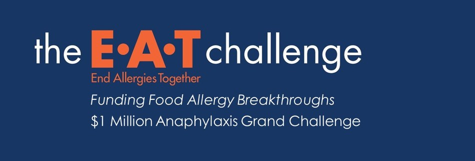 End Allergies Together (E.A.T), a non-profit organization that funds research for the growing food allergy epidemic affecting approximately 32 million Americans, announces winners of $1 million Grand Challenge to end anaphylaxis. The awards event hosted by Bank of America Private Bank will take place on Thursday, February 27 in New York City.