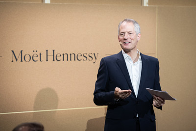 Philippe Schaus, Chief Executive President of Moët Hennessy