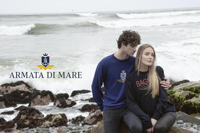 Armata DI Mare, the SS 2020 campaign