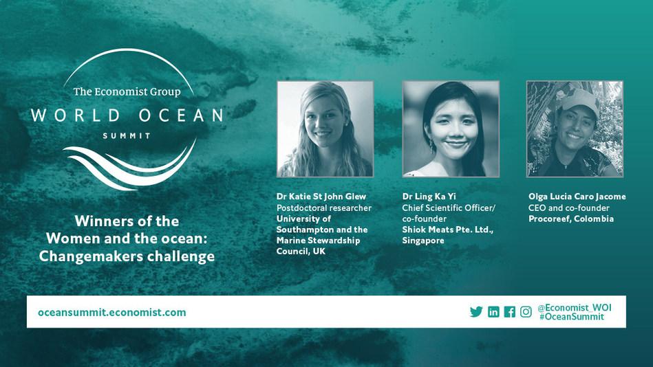 (PRNewsfoto/The World Ocean Initiative)