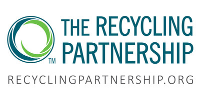 (PRNewsfoto/The Recycling Partnership)