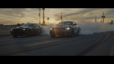 "Dodge launches new ""House of Power"" video featuring footage from Universal Pictures' new Fast Saga film, ""F9."""