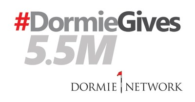 Dormie Network Pledges $5.5M to Nonprofits Nationwide in 2020