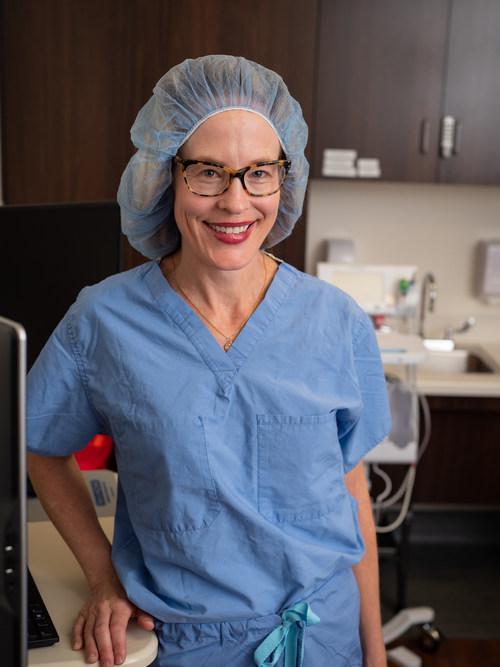 Katrina Mitchell, MD, IBCLC, FACS, Breast Surgeon at Ridley-Tree Cancer Center at Sansum Clinic