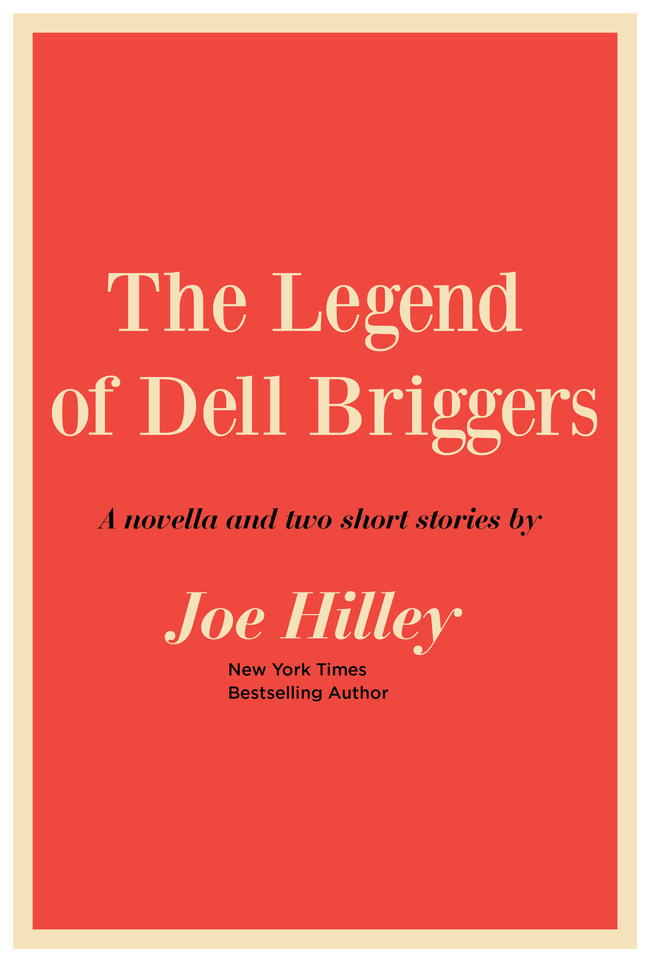 Cover for The Legend of Dell Briggers