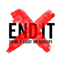 Thursday February 13th Marks the 8th Annual 'Shine A Light On Slavery Day'