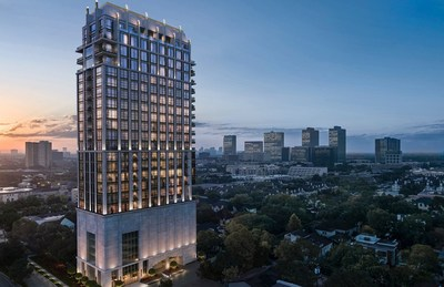 The Paramount, a 25-story, 50-unit high rise, will be the most luxurious addition yet to the Randall Davis portfolio.