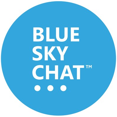 Blue Sky Chat logo
