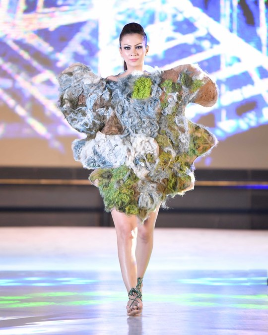 Jd Institute Bangalore Celebrates Wearable Art With The Whitefield Art Collective