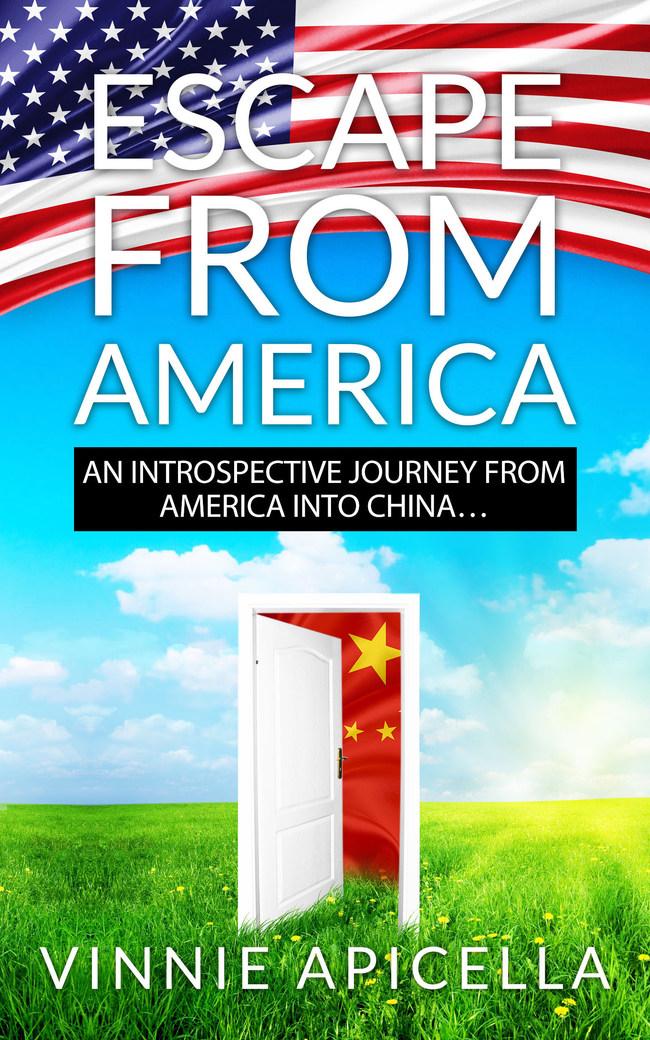 Escape from America Book Cover