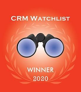 Creatio named a CRM Watchlist Winner for 2020