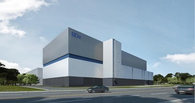 Big Data Exchange (BDx) Announces Construction of Nanjing Data Center