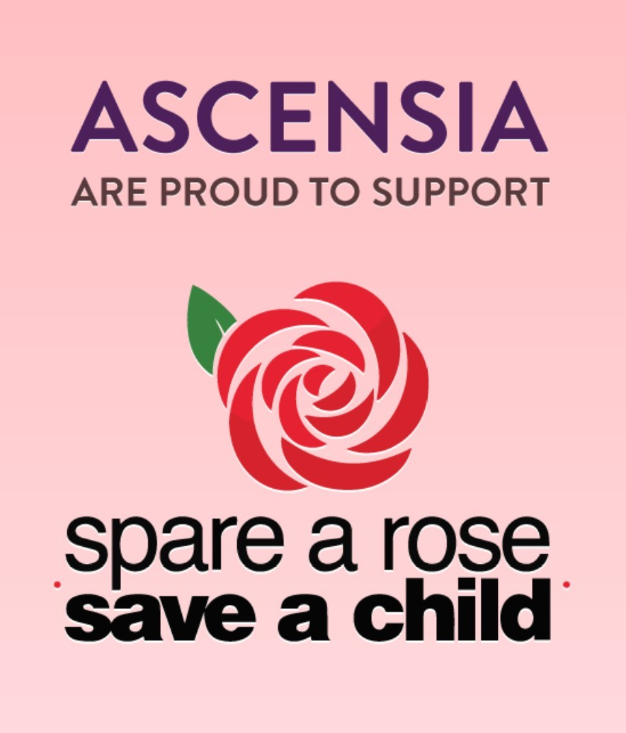 Ascensia Diabetes Care proudly supports Life for a Child's Spare a Rose fundraising campaign for the third consecutive year. (PRNewsfoto/Ascensia Diabetes Care)