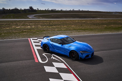 The 2021 Toyota GR Supra A91 Edition