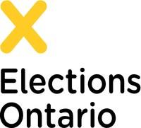 Élections Ontario logo (Groupe CNW/Elections Ontario)