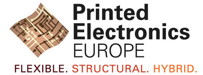 Printed Electronics Europe Logo (PRNewsfoto/Printed Electronics Europe)
