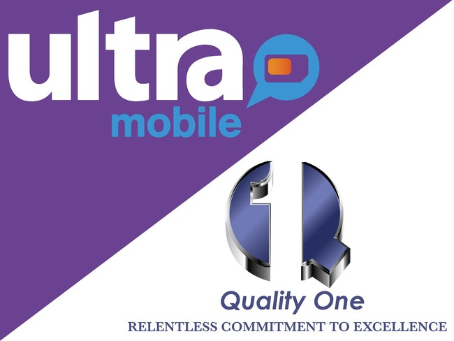 Quality One Wireless serves as the exclusive fulfillment provider for Ultra Mobile on multiple devices.