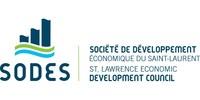 Logo : Société de développement économique du Saint-Laurent (Groupe CNW/Société de développement économique du Saint-Laurent)