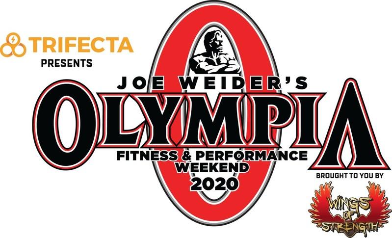 2020 Olympia Logo