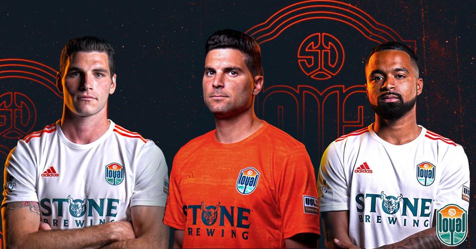 SD Loyal Names Stone Brewing As Its Inaugural Kit Partner