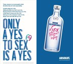 Absolut Vodka Wants to Talk About Sex, Consent